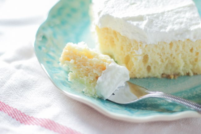 Super Easy and Tasty Tres Leches Cake