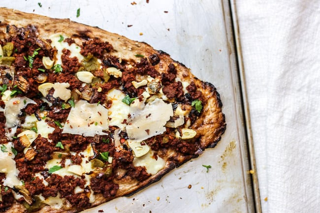 middle eastern pizza-3
