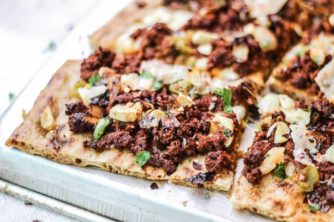 middle eastern pizza-9