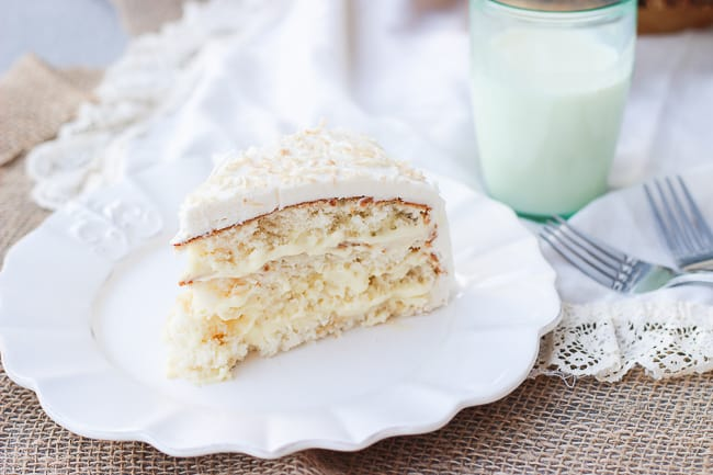 The Perfect Coconut Cake-12