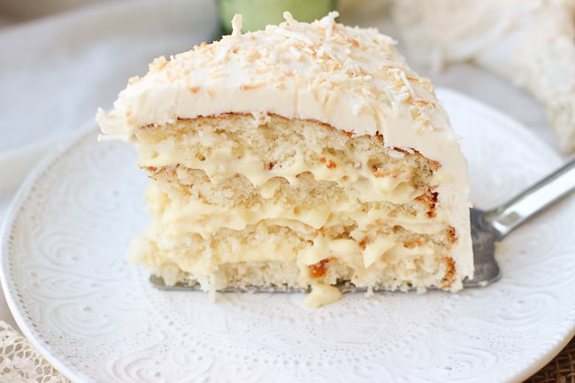 The Perfect Coconut Cake-9
