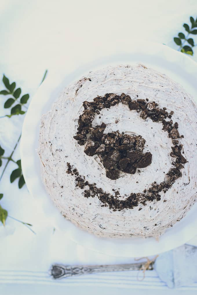 Cookies and Cream Cake-17